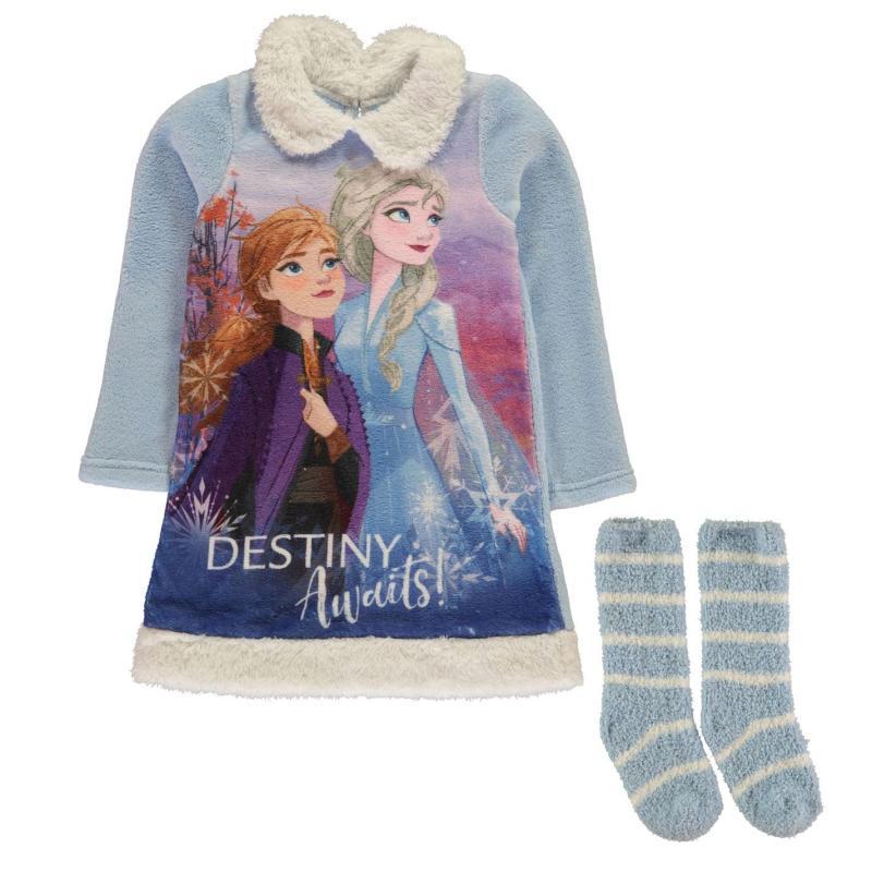 Character Nightie and Sock Set Infants Frozen