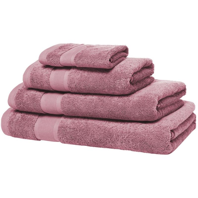 Linea Linea Certified Egyptian Cotton Towel Rose
