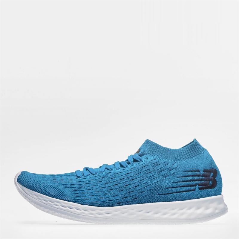 New Balance Fresh Run Mens Running Shoes Blue/White