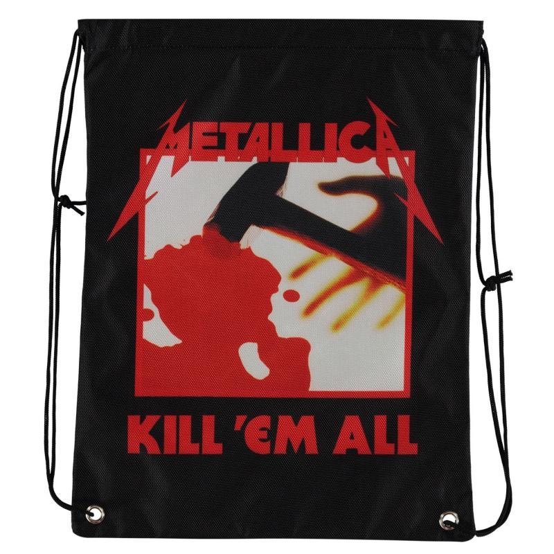 Official Gym Bag Mens Metallica Kill