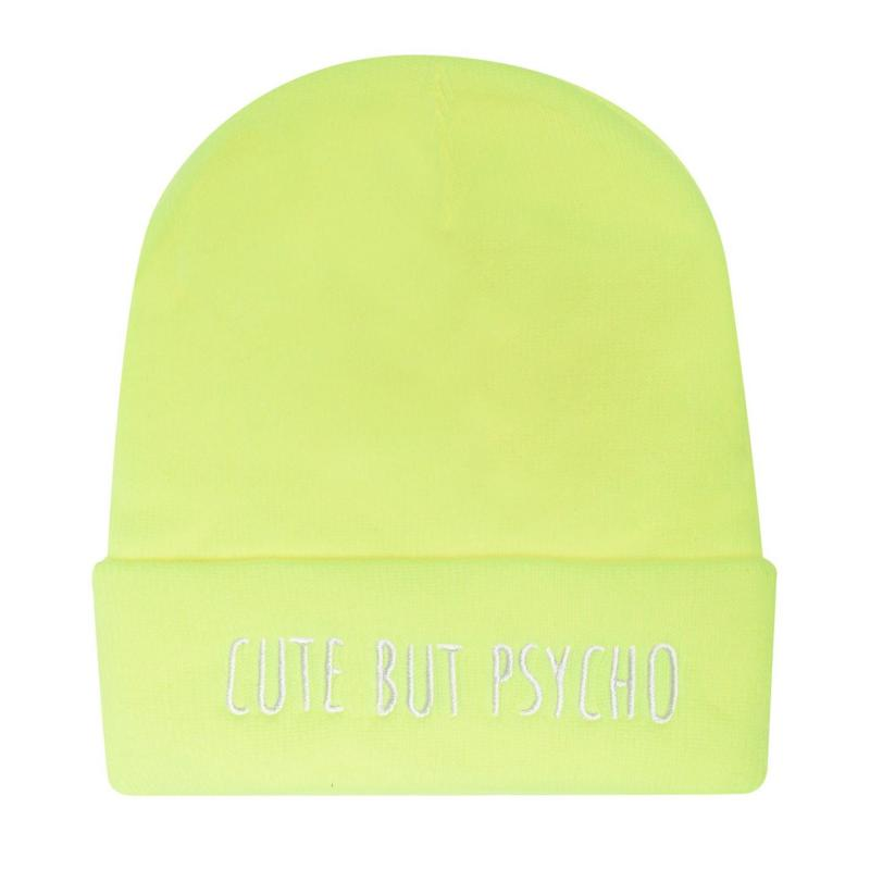 Jilted Generation Jilted Beanie Cute But Psyco