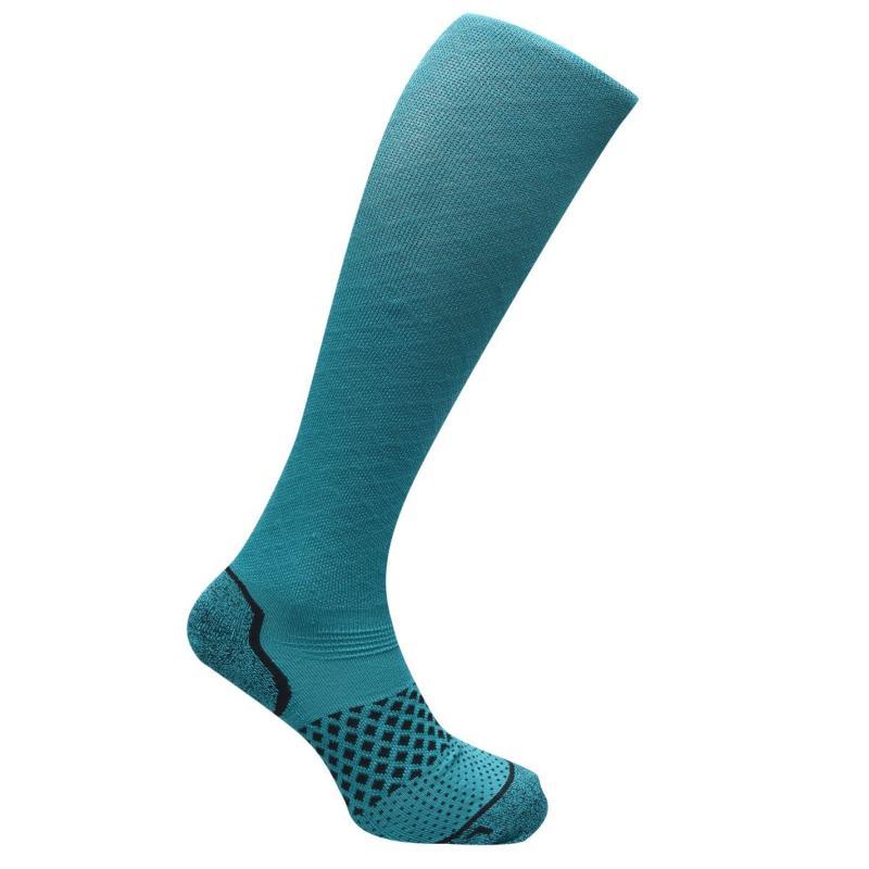 Ponožky Wilson Amplifed Tennis Socks Womens Green