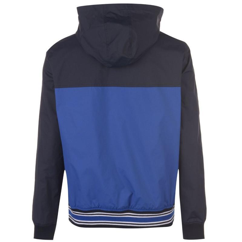 Original Penguin Colour Block Jacket Blue 466