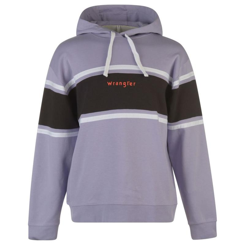 Mikina Wrangler Seasonal Hoodie Heirloom Lilac