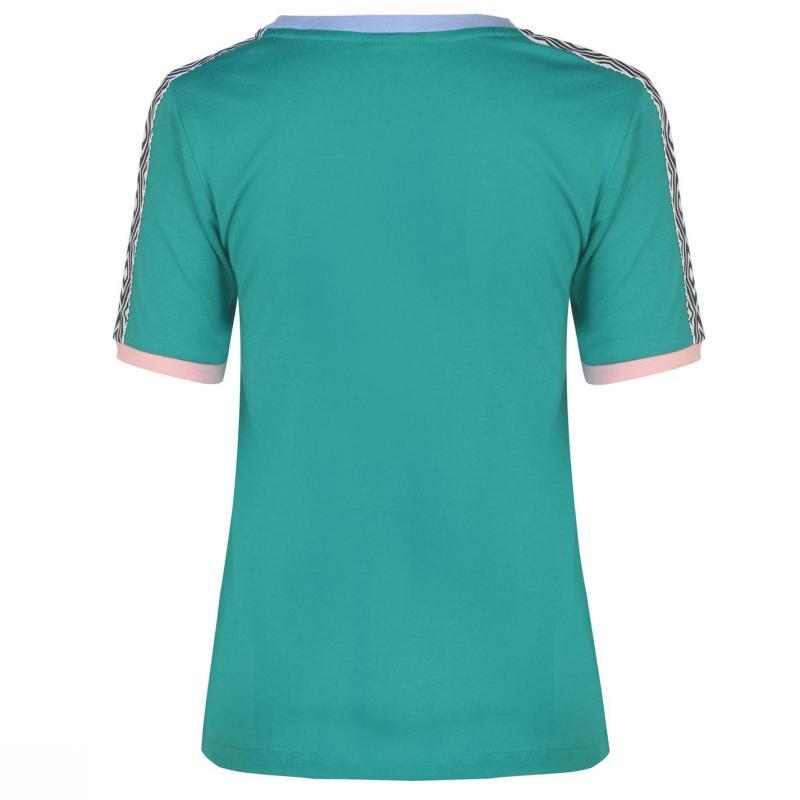 Umbro Rib T Shirt Parasail/Blush