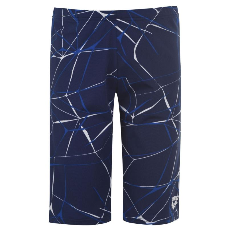 Plavky Arena Water Jammers Navy/Royal