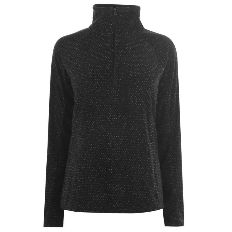 Columbia Glacil Fleece Ladies Black