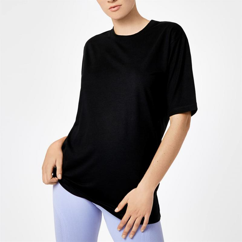 SportFX Gabby Allen T Shirt Black
