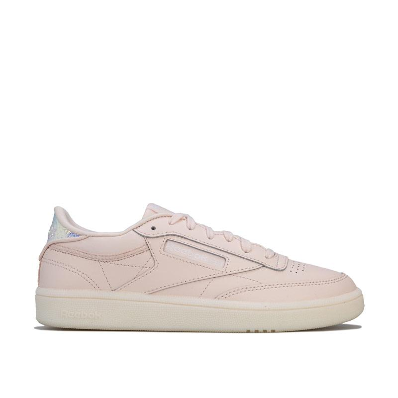 Reebok Classics Womens Club C 85 Trainers Pink