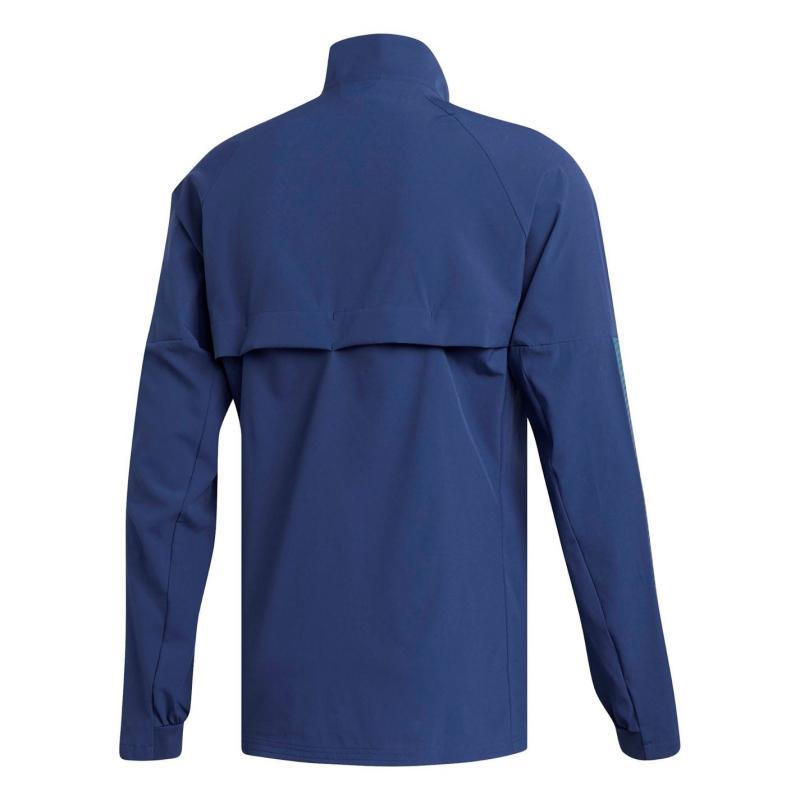 Adidas Mens Supernova Rise Up N Run Jacket Blue