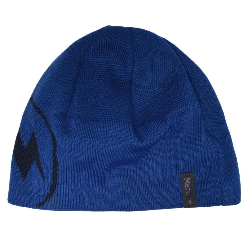 Marmot Summit Beanie Mens Blue