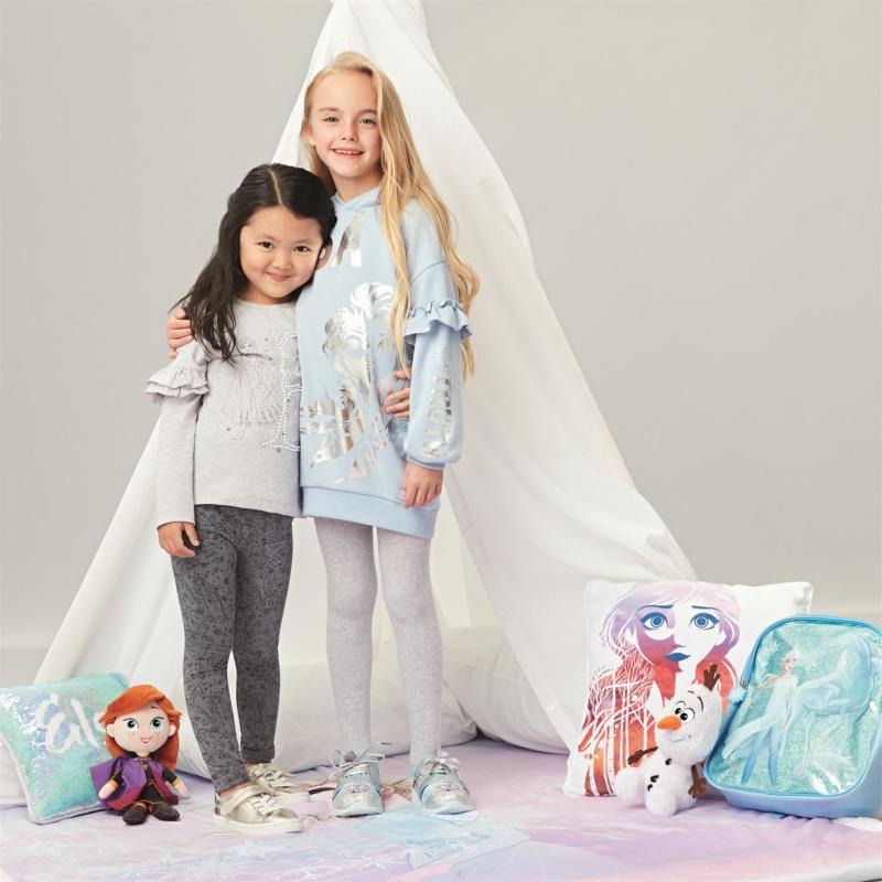 Character Character Frozen Hoodie Girls Elsa