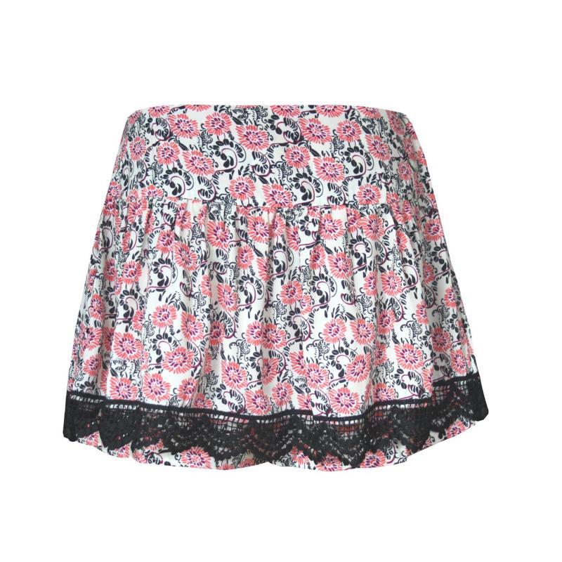 Sukně Lee Cooper Floral Skirt Ladies Flora