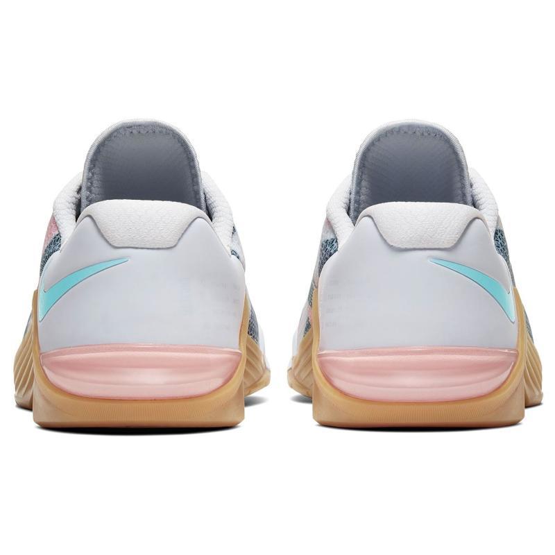 Nike Metcon 5 Men's Training Shoe Grey/Green/Pink