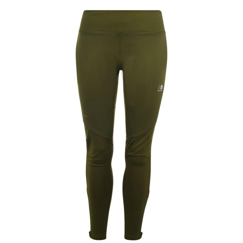 Karrimor Shield Tights Ladies Khaki