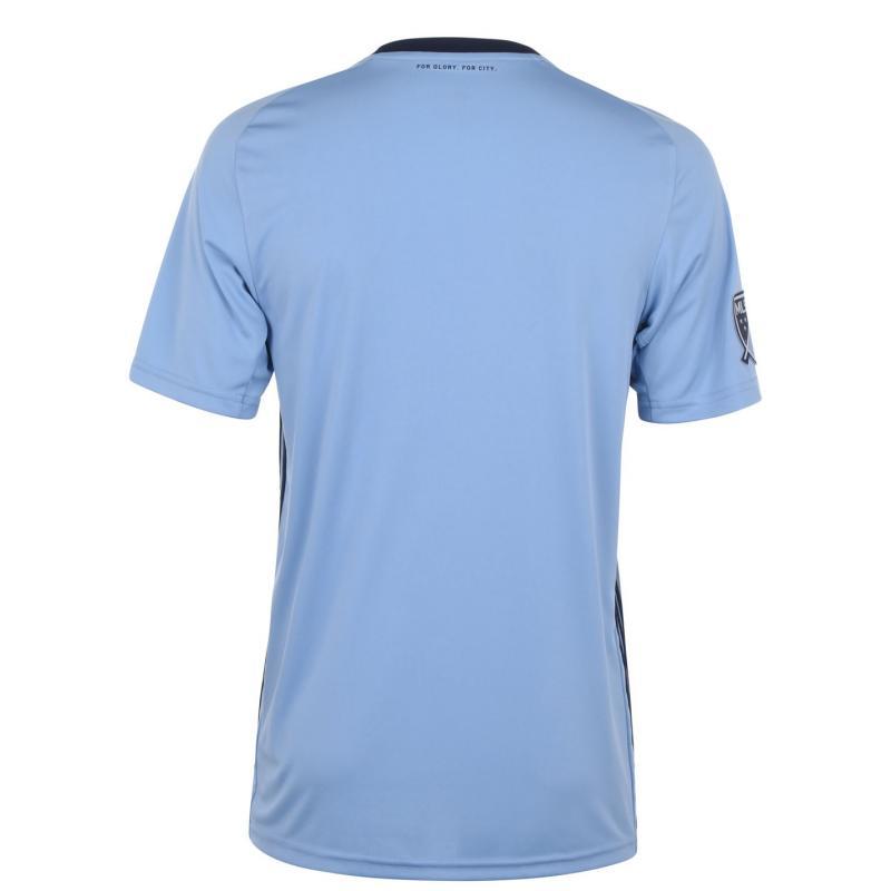 Tričko adidas Kansas City Jersey Mens Blue