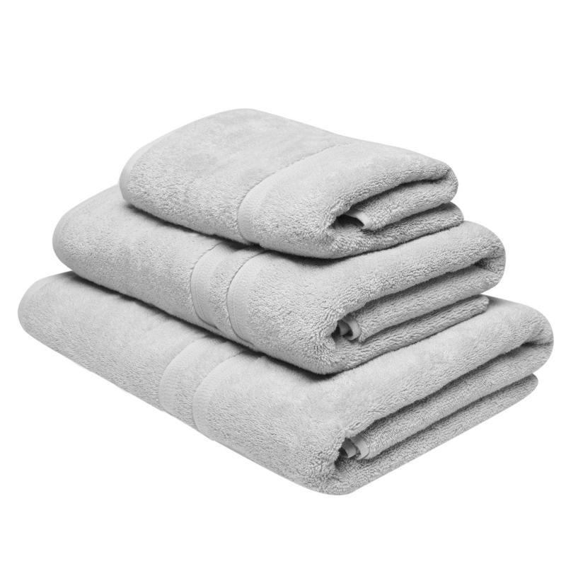 Hotel Collection Supima Bath Sheet Silver