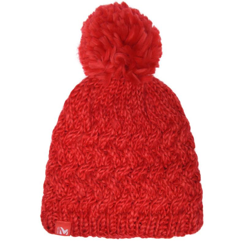 Millet Whympe Beanie Womens Red