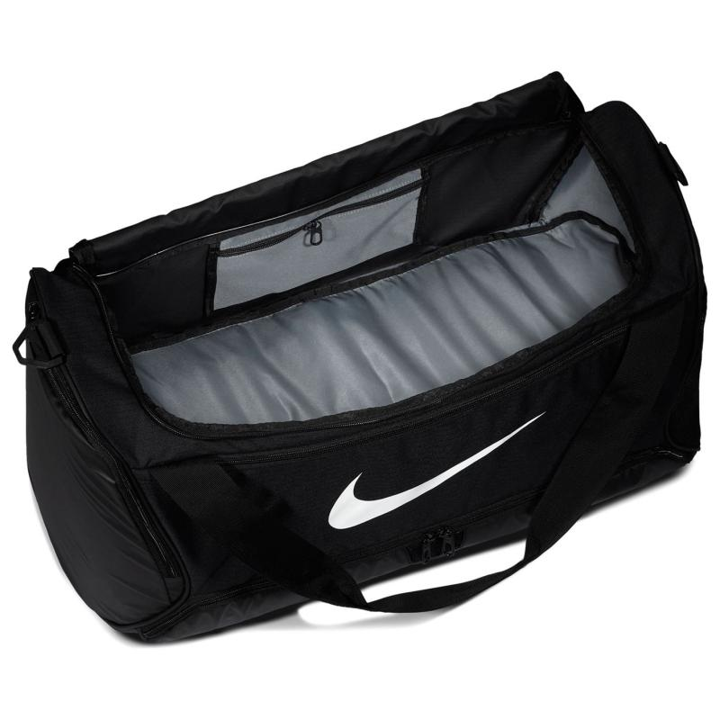 Nike Brasilia Medium Holdall Black