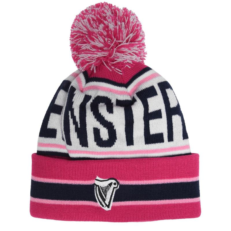 Official Beanie Womens Navy/Wht/Sky