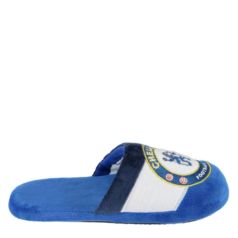Team Crest Slippers Chelsea