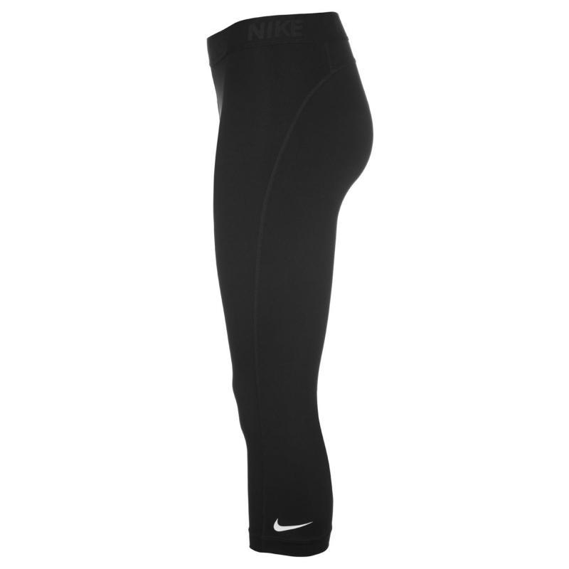 Nike Victory Women's Training Capri Tights BLACK/BLACK/WHITE
