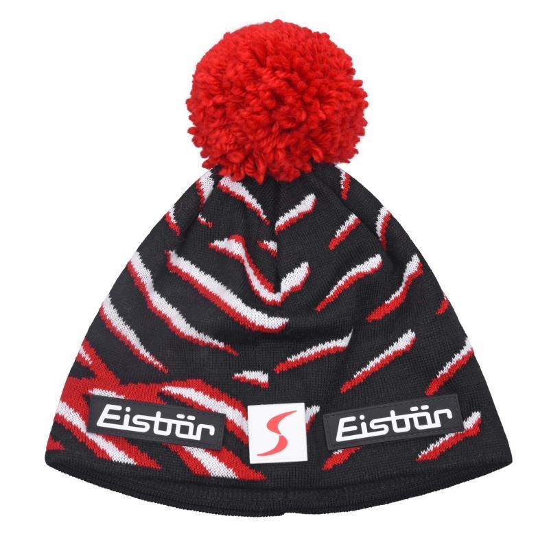 Eisbär Eisbar Brash Beanie Mens Red/Black