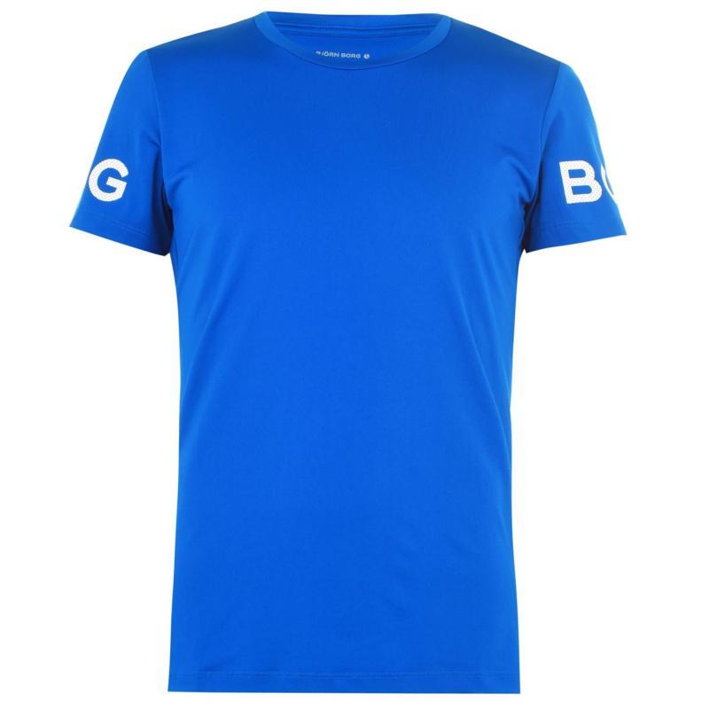 Tričko Bjorn Borg Sleeve Print T Shirt 71021 Surf Web