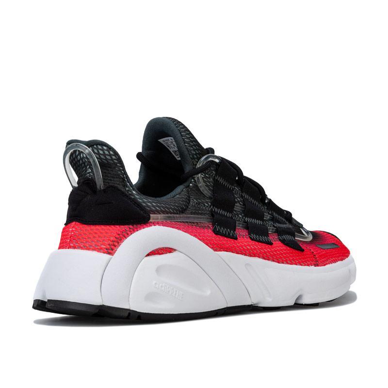Adidas Originals Mens LXCON Trainers Black-White