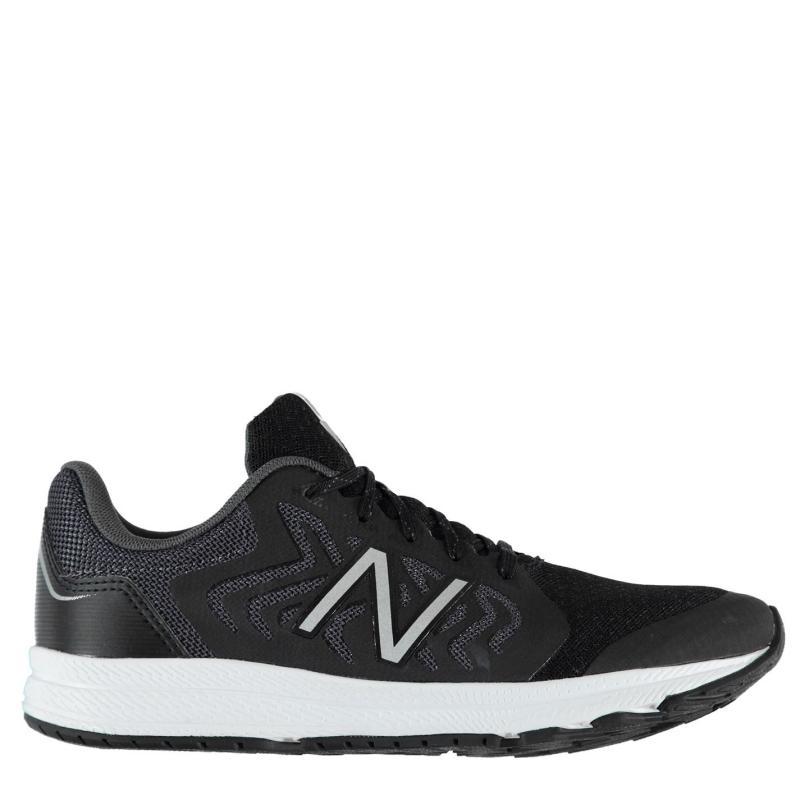 New Balance 519v2 Trainers Mens Black/White