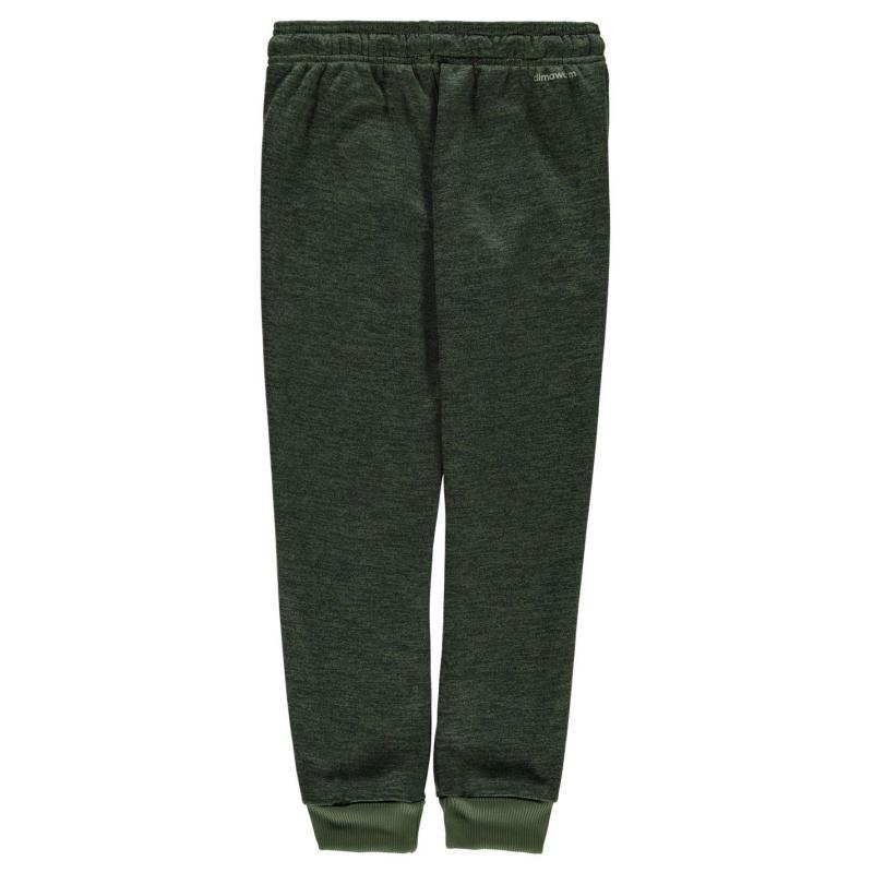 Tepláky adidas Prime Plus Jogging Pants Junior Boys GreenMarl