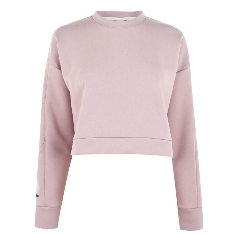 Mikina s kapucí Everlast Bronx Sweatshirt Ladies Blush