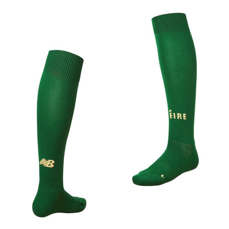 New Balance Ireland Home Socks 2020 Junior Eden Green/Gold