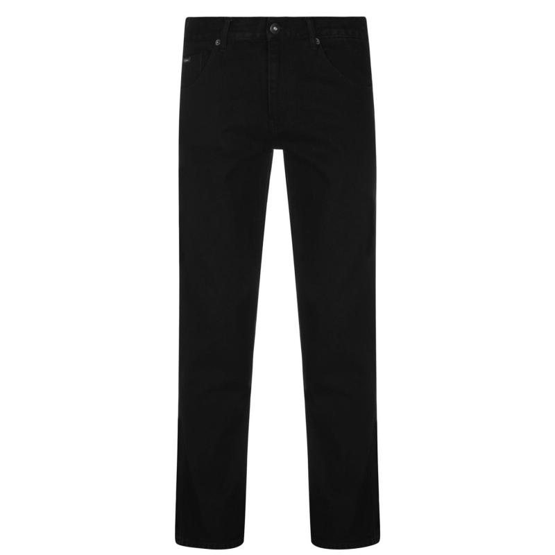 Pierre Cardin Regular Mens Jeans Black