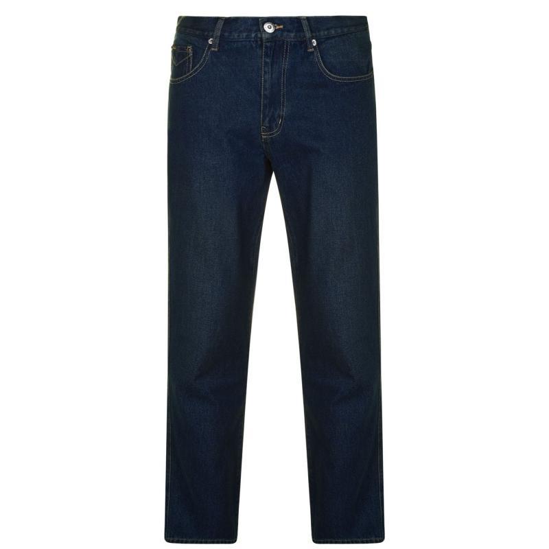 Pierre Cardin Regular Mens Jeans Washed Blue