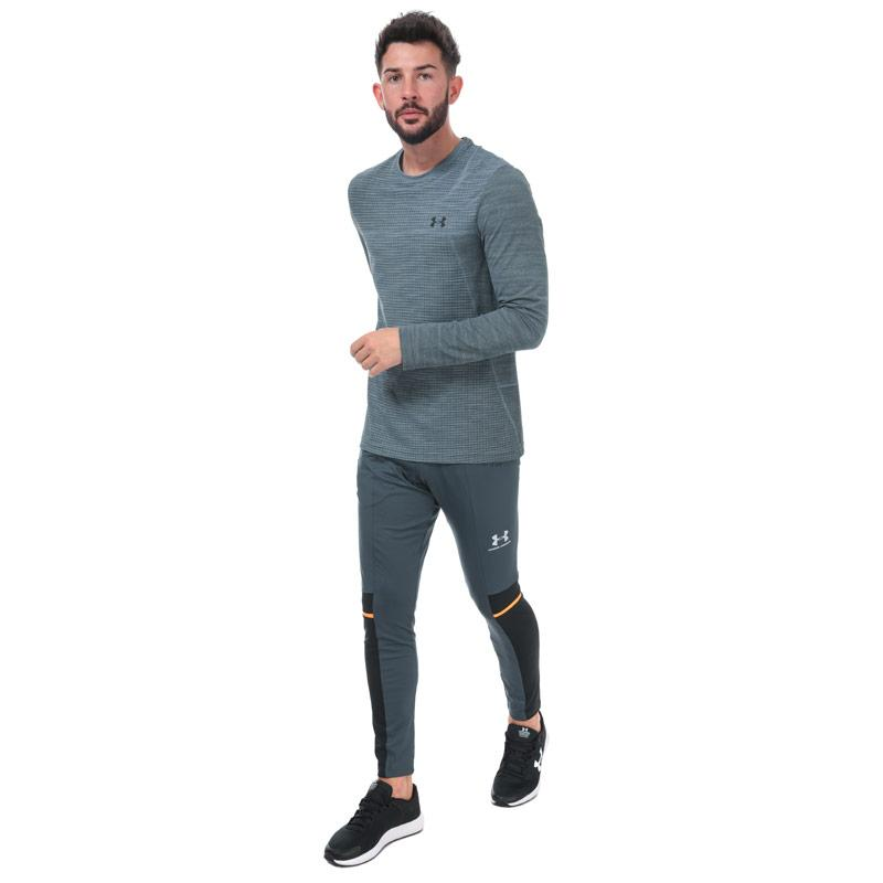 Under Armour Mens Vanish Seamless Long Sleeve T-Shirt Grey