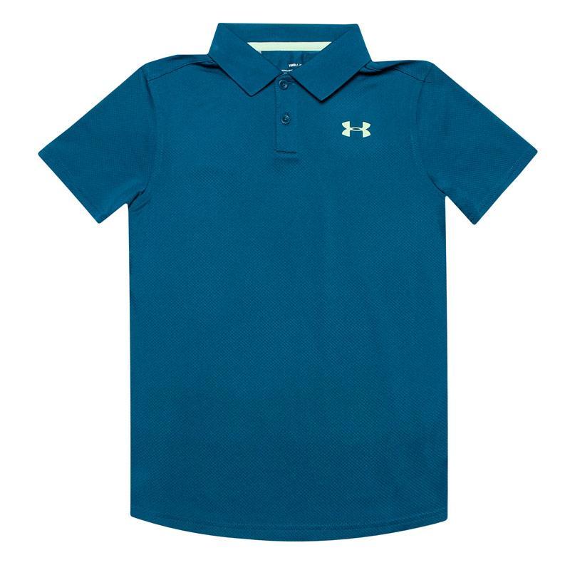 Tričko Under Armour Junior Boys Performance 2.0 Polo Shirt Blue