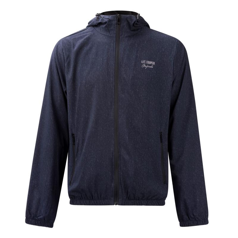 Lee Cooper Casual Jacket Mens Navy