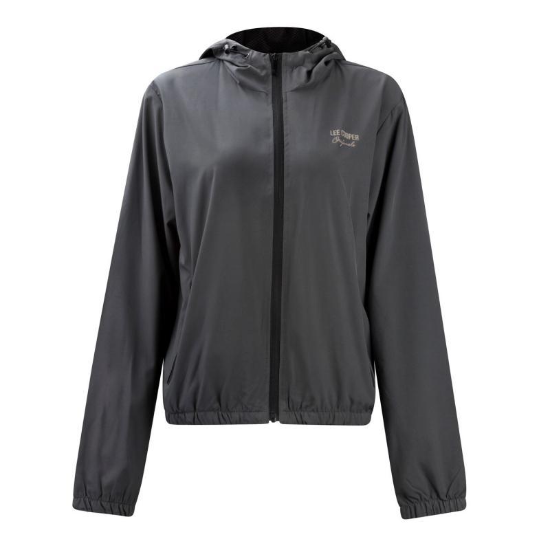 Lee Cooper Casual Jacket Ladies Grey