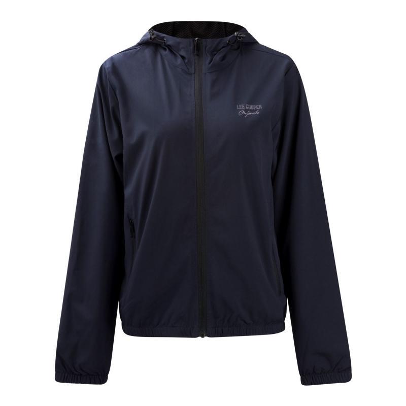 Lee Cooper Casual Jacket Ladies Navy