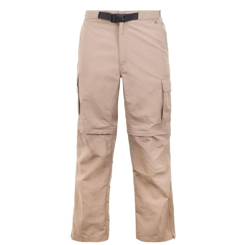 Eastern Mountain Sports Camp Cargo Zip Off Trousers Mens Fossil
