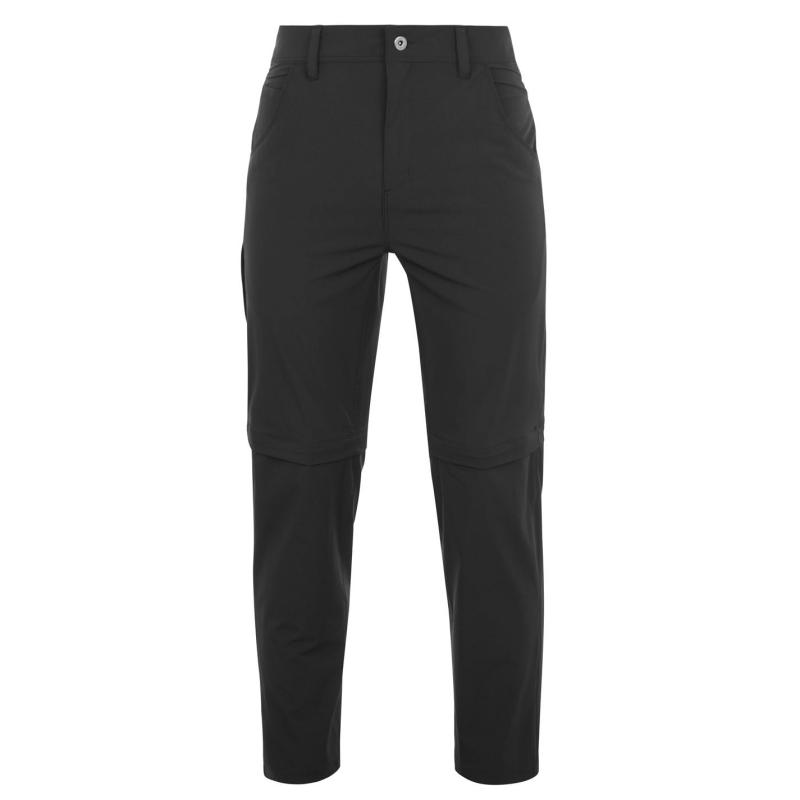 Eastern Mountain Sports Compass Zip Off Trousers Mens Obsidian