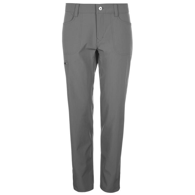Eastern Mountain Sports Compass Slim Walking Trousers Womens Castor Grey