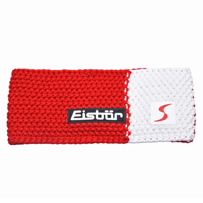Eisbär Eisbar Jameis Headband White/Red