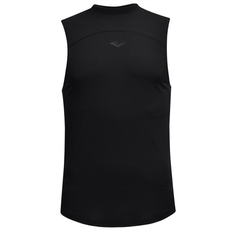 Everlast Training Vest Mens Black