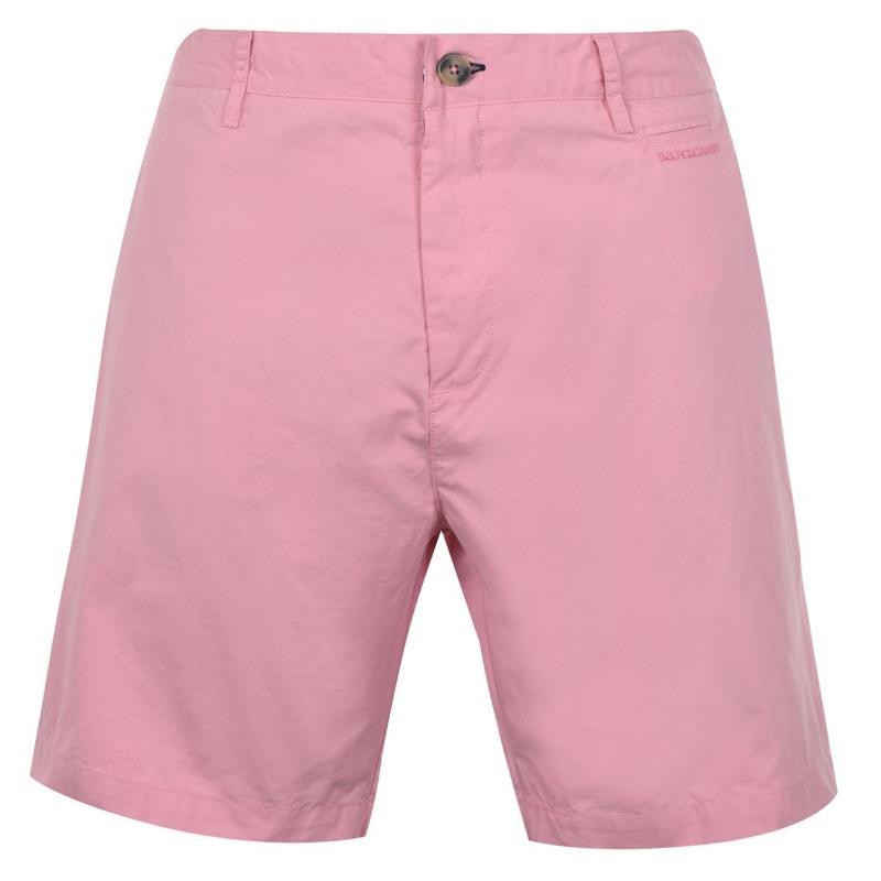 US Polo Assn Polo Assn Shorts Mens Sea Pink