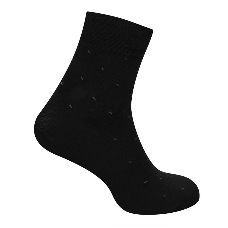 Ponožky Giorgio 5 Pack Crew Socks Mens Multi