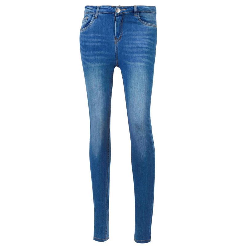 Lee Cooper Casual Jeans Ladies Light Wash