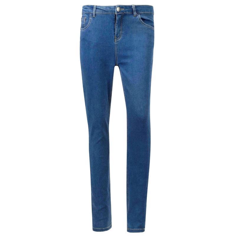 Lee Cooper Slim Fit Jeans Ladies Light Wash