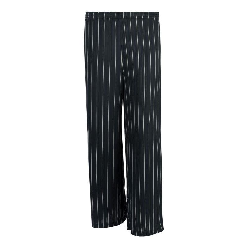 Kalhoty Lee Cooper Stripe Trousers Ladies Emerald